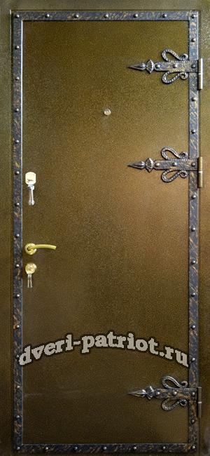 купить входную железную дверь с ковкой в наро фоминске