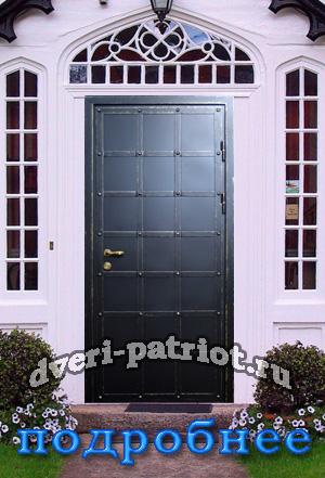металлические теплые двери для дачи