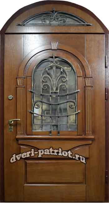 поставить железную входную дверь в рошале