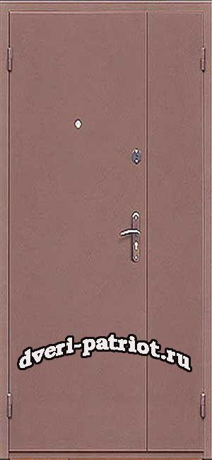 металлические двери в краснознаменске недорого быстро