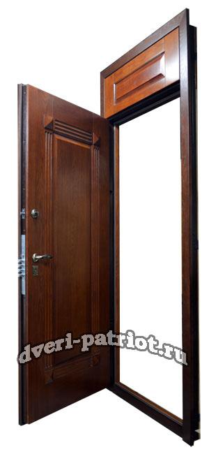 производство металлические двери в железнодорожном