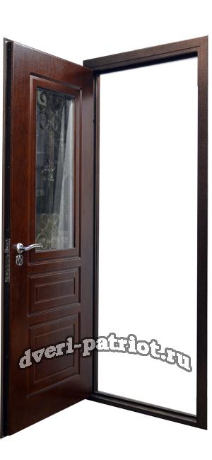 железная дверь 80 на 200
