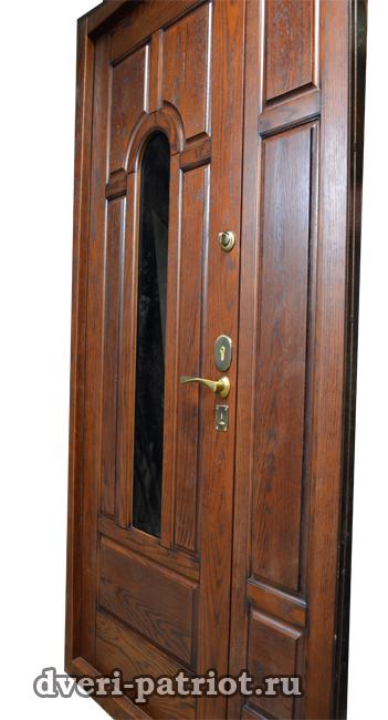 стальный двери со стеклом москва