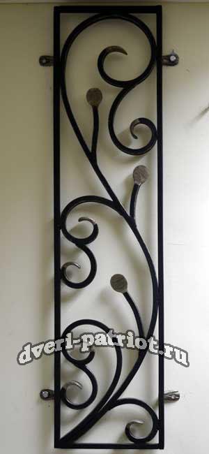 декоративная ковка на металлическую дверь