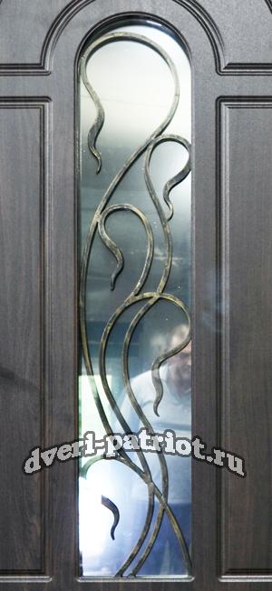 двери железные тамбурные недорого со стеклом