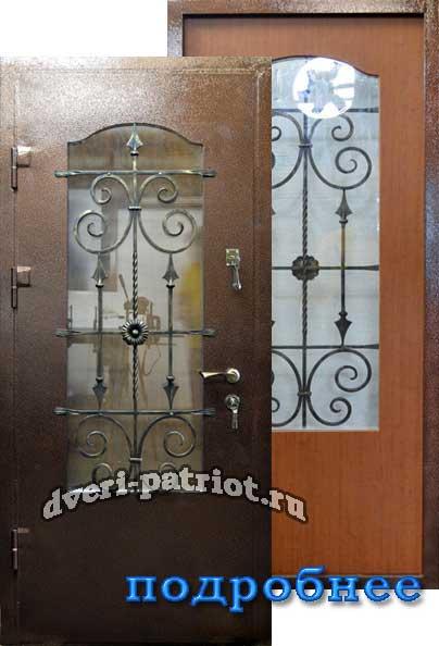 металлические двери в вешняках