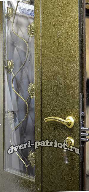сколько стоит тамбурная металлическая дверь