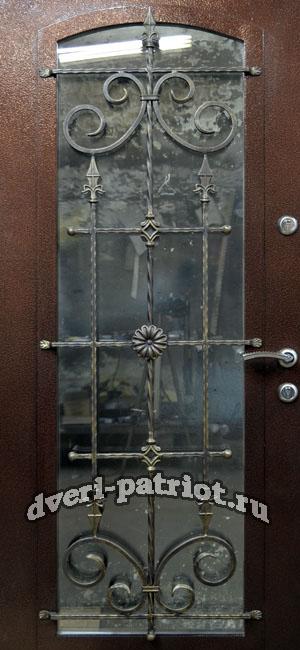 производство металлические двери для котельной
