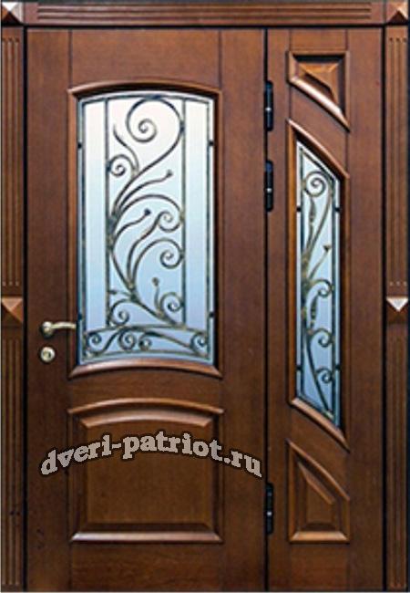 входные металлические двери на дачу в сао
